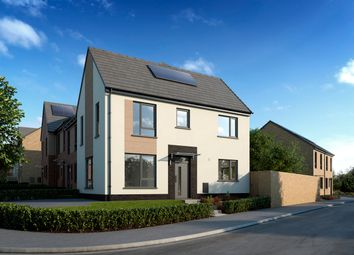 """Thumbnail 3 bed property for sale in """"The Jasper At Brimstone, Frickley"""" at Lapwing Road, South Elmsall, Pontefract"""