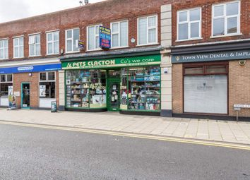 Thumbnail Retail premises for sale in High Street, Clacton-On-Sea