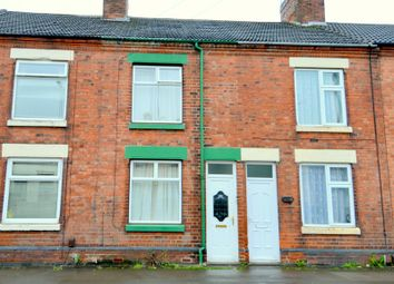 Thumbnail 2 bed terraced house to rent in Belvoir Road, Coalville, Leicestershire