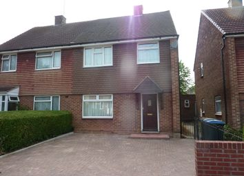 Thumbnail 3 bed semi-detached house to rent in Treherne Road, Radford, Coventry