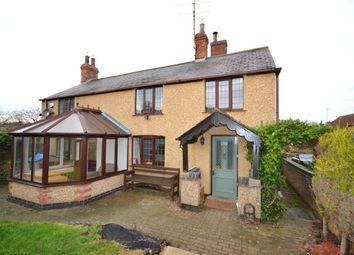 Thumbnail 3 bed detached house for sale in Camp Hill, Bugbrooke, Northampton
