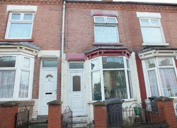 Thumbnail 2 bed terraced house to rent in Morley Road, Highfields, Leicester
