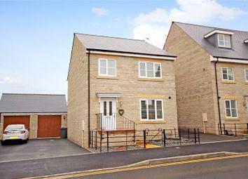 Thumbnail 4 bed detached house for sale in Cowleaze, Ridgeway Farm, Swindon, Wiltshire