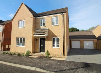 Thumbnail 4 bedroom detached house for sale in The Eversden, The Mallards, Willow Close, Brundall