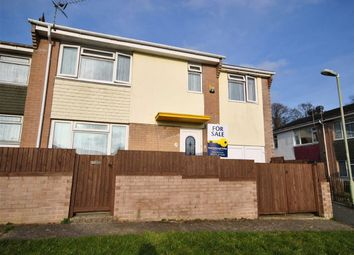 Thumbnail 4 bedroom end terrace house for sale in Crow View, Barnstaple
