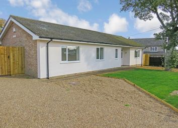 Thumbnail 4 bed bungalow to rent in Back Street, Brandon
