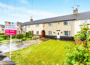 Thumbnail 3 bed terraced house for sale in Green Arbour Road, Thurcroft, Rotherham