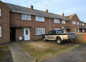 Thumbnail 3 bed terraced house for sale in Barrington Road, Watchfield, Swindon