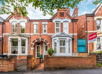 Thumbnail End terrace house for sale in Higham Road, Rushden