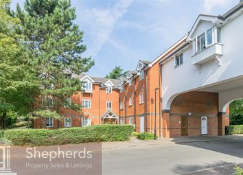 Thumbnail 1 bed flat for sale in St Cross Court, Upper Marsh Lane, Hoddesdon, Hertfordshire