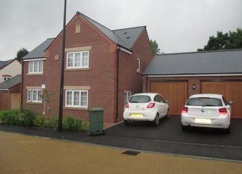 Thumbnail 4 bedroom detached house to rent in Kiln Orchard Way, Birstall, Leicester