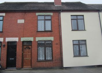 Thumbnail 3 bed terraced house to rent in Long Street, Bulkington, Warwickshire