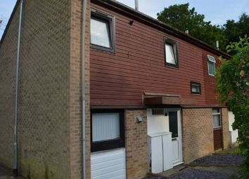 Thumbnail 2 bedroom end terrace house for sale in Arbour View Court, Thorplands, Northampton