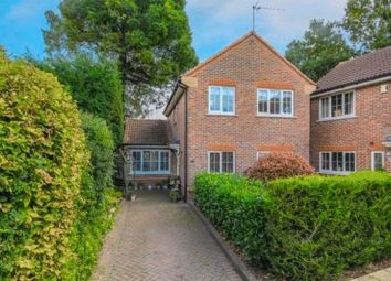 Thumbnail 4 bed detached house for sale in Longcroft Green, Welwyn Garden City
