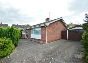 Thumbnail 2 bed detached bungalow for sale in White Horse Road, Kedington, Haverhill