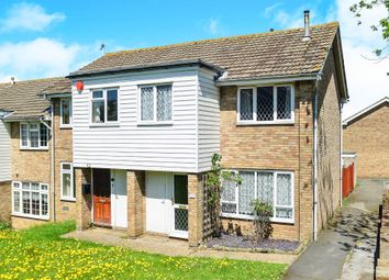 Thumbnail 3 bed end terrace house for sale in Thornwood Close, Eastbourne