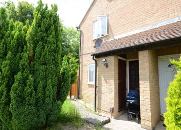 Thumbnail 1 bed maisonette to rent in Watersfield Close, Lower Earley, Reading