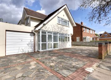 Thumbnail 4 bed detached house for sale in Crossmead Avenue, Greenford