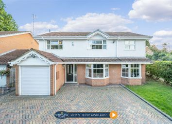 Thumbnail 7 bed detached house for sale in Grizebeck Drive, Allesley Green, Coventry