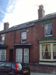 Thumbnail 3 bed terraced house to rent in Onslow Road, Sheffield