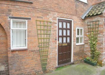 Thumbnail 1 bed flat to rent in Churchgate, Retford