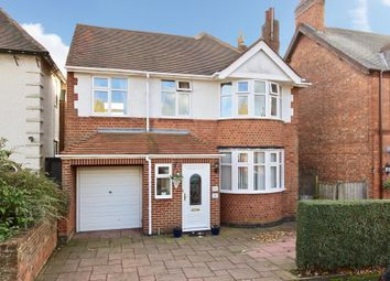 Thumbnail 3 bed detached house for sale in Mount Road, Hinckley