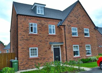 Thumbnail 3 bed semi-detached house for sale in Patrons Drive, Sandbach
