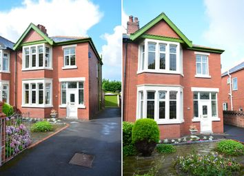 Thumbnail 3 bed semi-detached house for sale in Stony Hill Avenue, South Shore, Blackpool