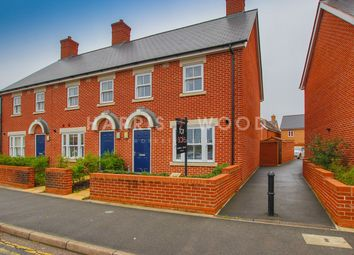 Thumbnail 2 bed end terrace house for sale in Military Road, Colchester