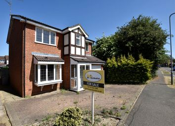 Thumbnail 4 bed detached house for sale in Market Deeping, Deeping St James, Peterborough