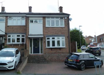 Thumbnail 3 bed property to rent in Hatfield Drive, Billericay