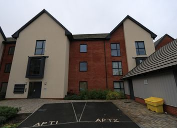 Thumbnail 2 bed flat for sale in Rhodfa'r Cei, Barry