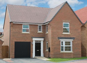 "Thumbnail 4 bedroom detached house for sale in ""Exeter"" at Trowbridge Road, Westbury"