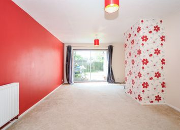 Thumbnail 3 bedroom terraced house for sale in Edith Cavell Close, Thetford