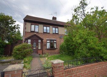 Thumbnail 3 bed terraced house to rent in Crawley Avenue, Hebburn