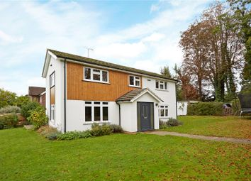 Thumbnail 4 bed detached house for sale in Watford Close, Guildford, Surrey