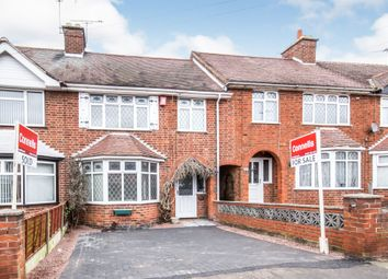 3 bed terraced house for sale in Tudor Road, Hinckley LE10
