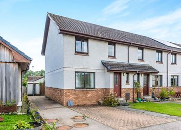Thumbnail 3 bed semi-detached house for sale in Fyrish Court, Evanton, Dingwall