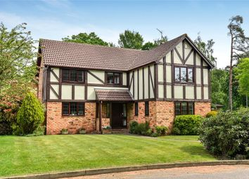 Thumbnail 5 bed detached house for sale in Holmbury Avenue, Crowthorne, Berkshire