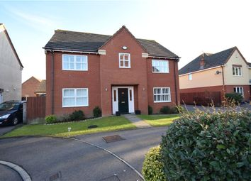 Thumbnail 4 bed detached house for sale in Elmleigh, Yeovil, Somerset