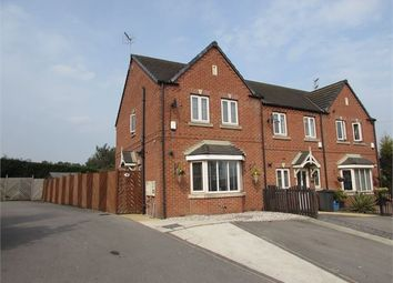 Thumbnail 3 bed town house for sale in Durham Way, Parkgate, Rotherham