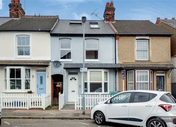 Thumbnail 3 bed terraced house for sale in Malden Road, Borehamwood