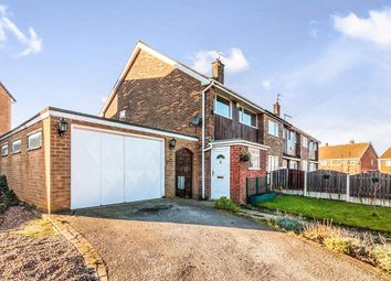 Thumbnail 3 bed terraced house for sale in Hounsfield Road, Rotherham