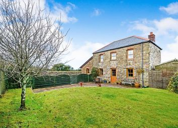 Thumbnail 4 bedroom barn conversion for sale in Truro, Cornwall, Mount Hawke