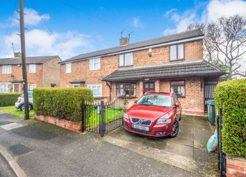 Thumbnail 3 bedroom semi-detached house for sale in Cypress Road, Walsall