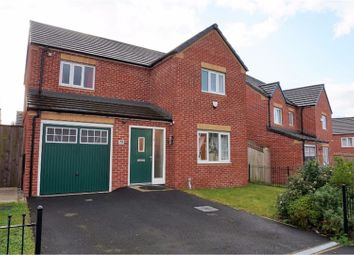 Thumbnail 4 bedroom detached house for sale in Lawson Street, Manchester