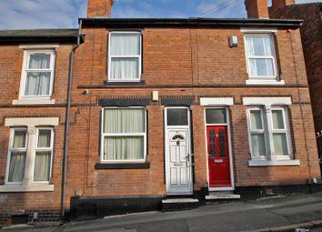 Thumbnail 2 bedroom terraced house for sale in Denstone Road, Sneinton, Nottingham