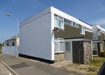 Thumbnail 3 bed end terrace house to rent in Chypraze Court, Camborne, Cornwall