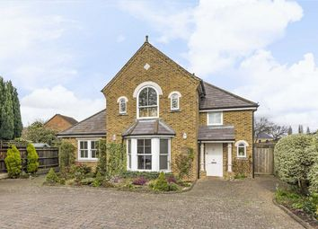 Thumbnail 5 bed property for sale in Palace Road, East Molesey