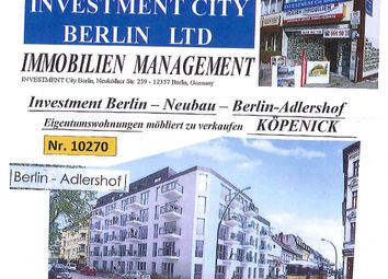Thumbnail 1 bed apartment for sale in Adlershof, Berlin, Brandenburg And Berlin, Germany